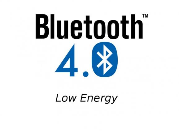 Bluetooth Low Energy logo