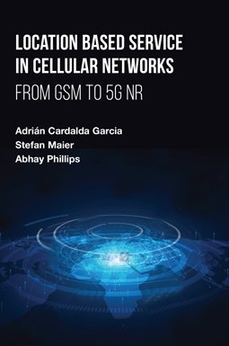 Cover of our Location Based Services book