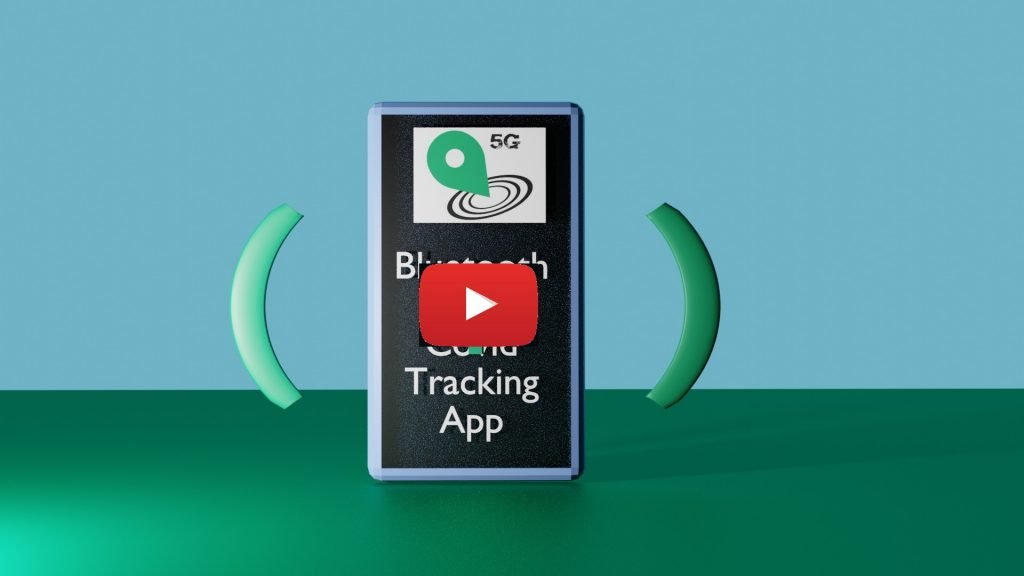 Check our BLE Covid-19 tracking app tutorial